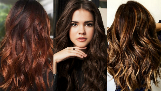 30 Photos Of Brown Hair Colors To Show Your Hairstylist
