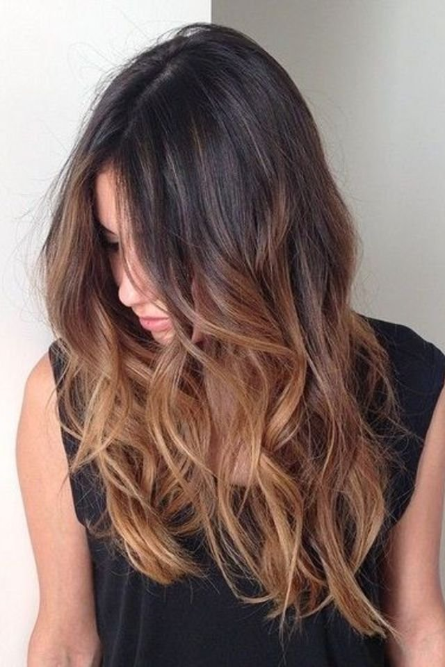 Tiger eye hair color a new trend in the world of hair dyes tiger eye hair color urmus Gallery