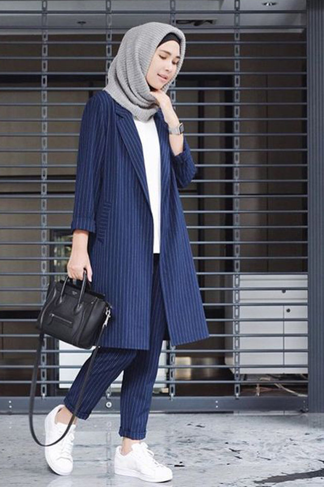 How To Get The Modern Hijab Street Style Look