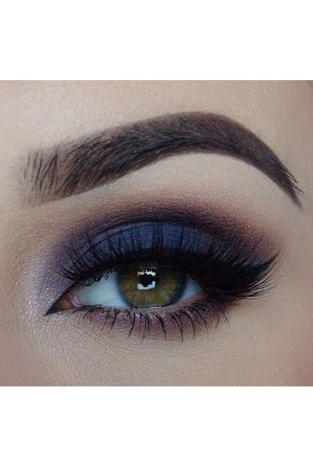 Five Basic Eye Makeup Tips For A Simple Evening Look