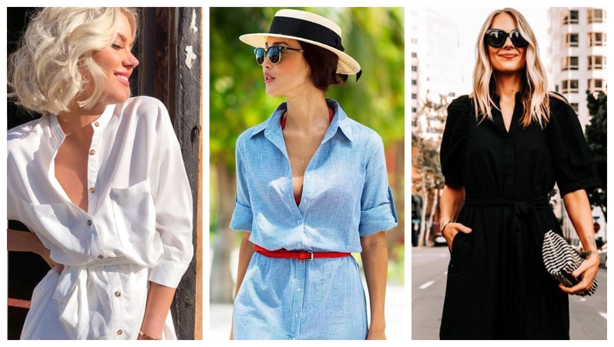 How to wear tunic dresses from Zara