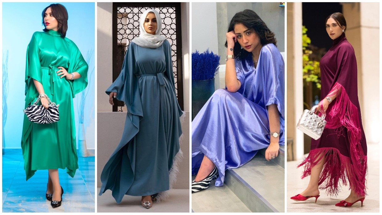 How to style kaftans