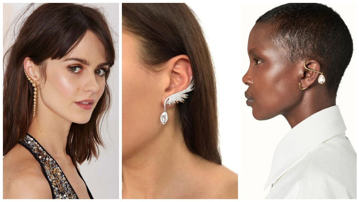 How to style ear cuffs