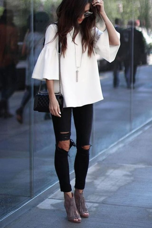 10 Easy Fashion Tips That Will Save You When You Have Nothing To Wear