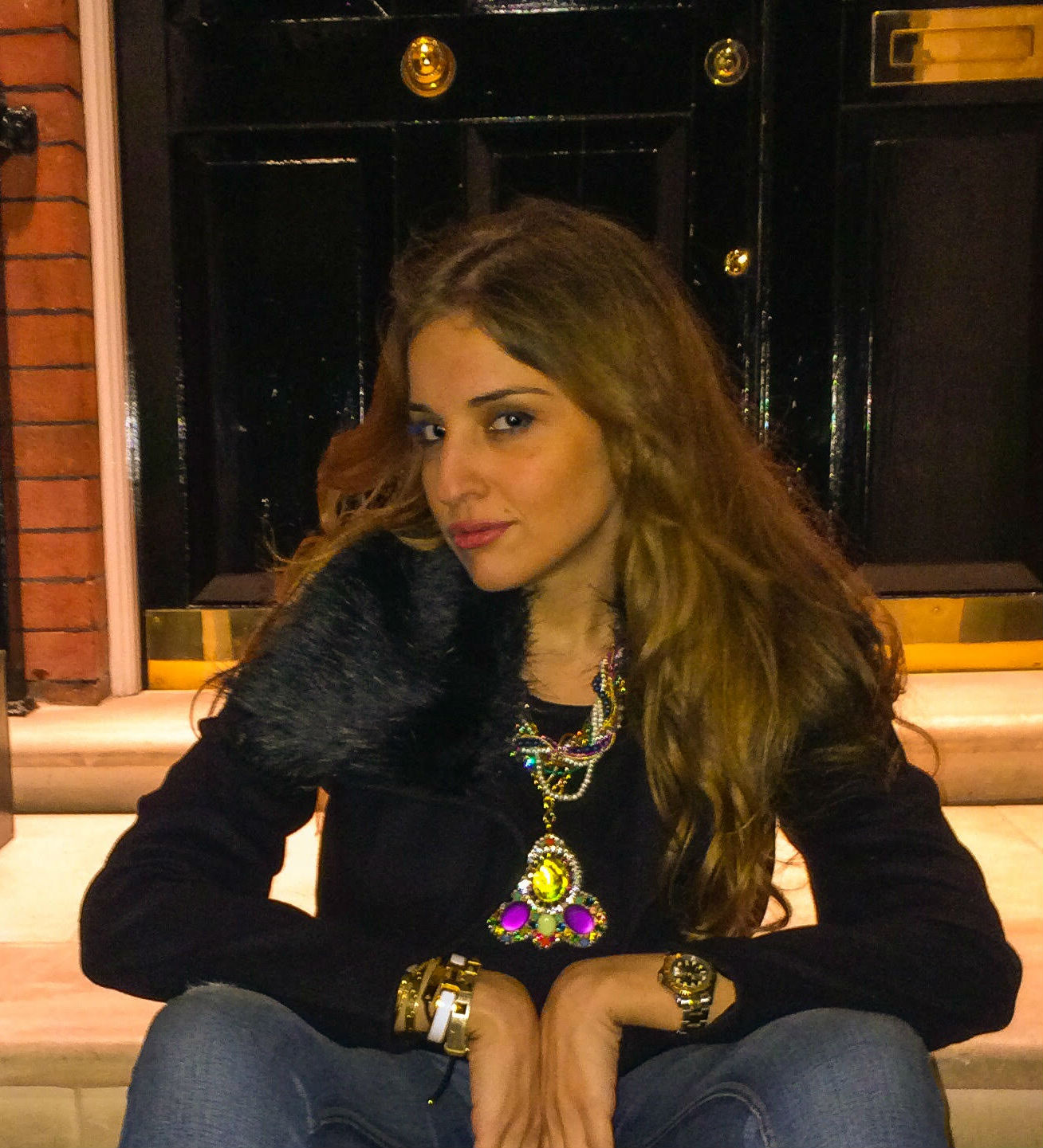 Fustany lifestyle interviews successful egyptian women yasmine eissa vantique