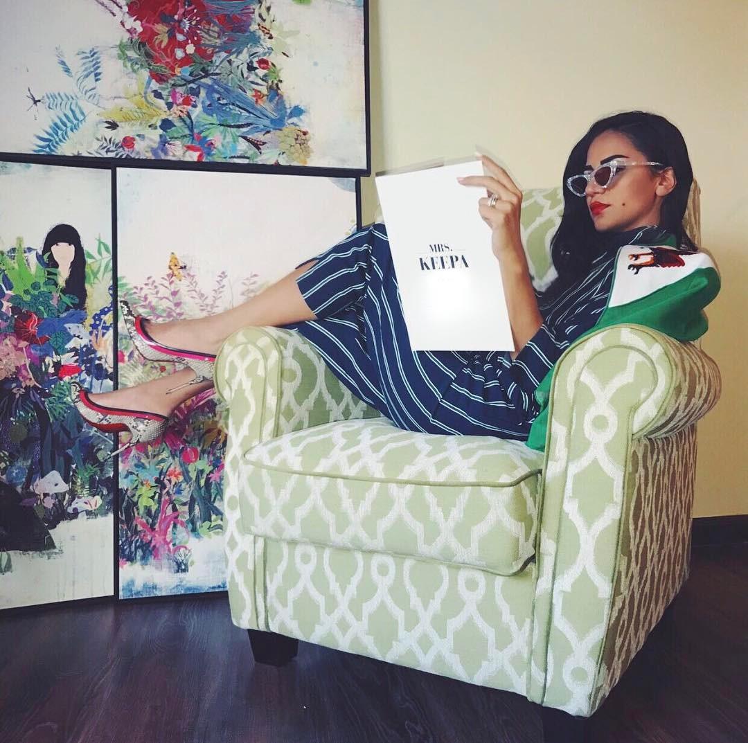 Fustany lifestyle interviews successful egyptian women mariam yeya