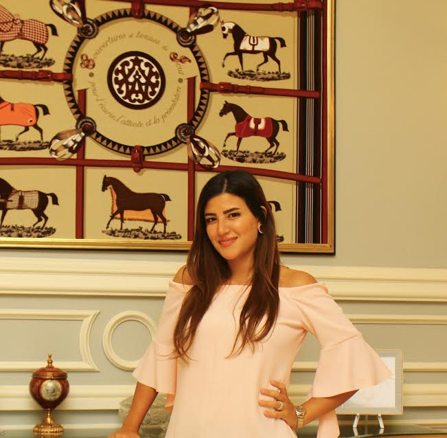 Fustany lifestyle interviews successful egyptian women nora el sadat