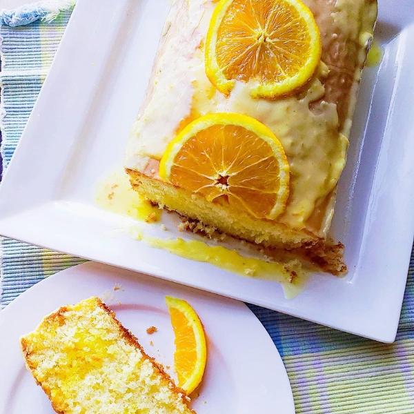 طريقة كيكة البرتقال بالزبادي , كيكة برتقال شهيه 2021 how-to-make-orange-c