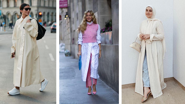 Hijab summer dresses trends