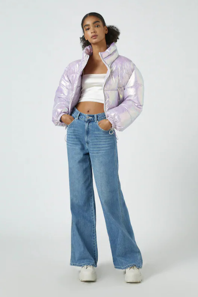 must have jeans: wide leg jeans