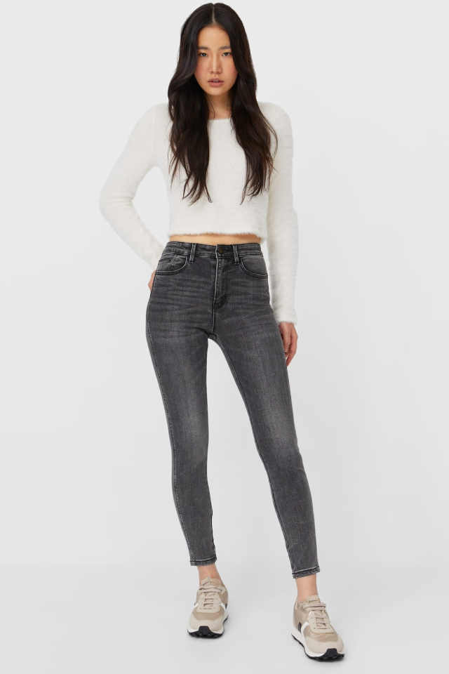 must have jeans: black denim jeans