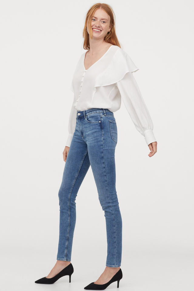must have jeans: skinny jeans
