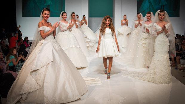 d2e60181a بالصور: نظرة على أهم فعاليات معرض عروس دبي 2015