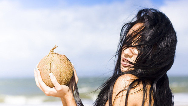 0a4f0aa69 جمال وصحة Header image article main fustany benefits of coconut oil for hair  ar