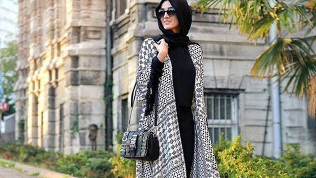 71d30d19d موضة Header image article main fustany how to style your cardigan according  to your body shape image4