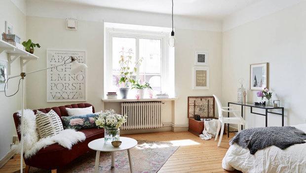11 Stylish Art Deco Interior Design Inspirations For Your Home: ٧ خدع لجعل منزلك الصغير يبدو أكثر اتساعا
