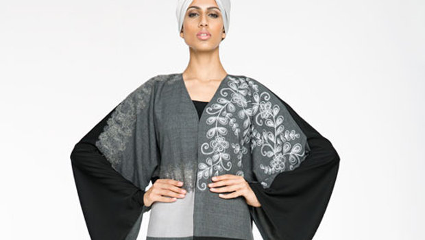 31c4988397e61 موضة Header image article main fustany abaya trends for fall winter 2014  2015