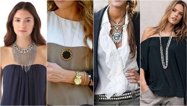 1ff6bcfc8c47b موضة Header image article main fustany choosing the right necklace for each  neckline shape