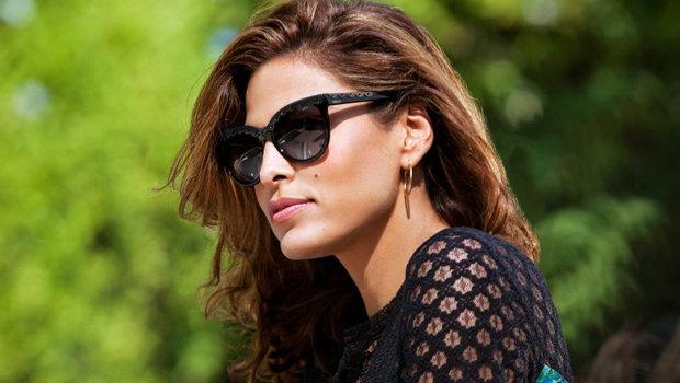 d482c44d5 بالصور: كيف تختارين نظارة مناسبة لشكل وجهك من Vogue Eyewear؟