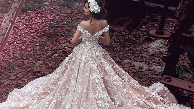 f9362413dda26 موضة Header image ball gown wedding dresses that every bride will love ar  fustany main image