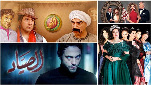 أفضل مسلسلات رمضان لعام ٢٠١٤