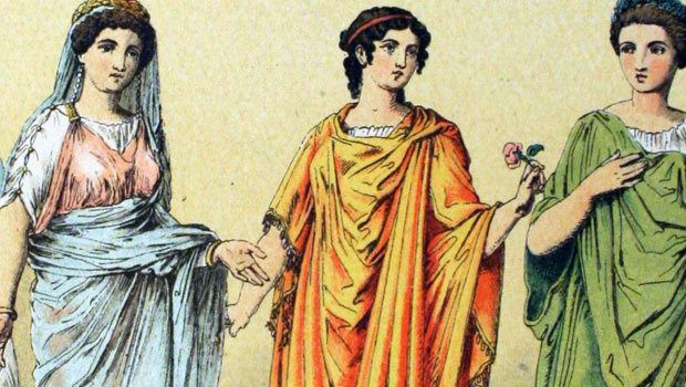 88df46d2f موضة Header image greek fashion history women clothing in ancient greek  guest writer fustany main image