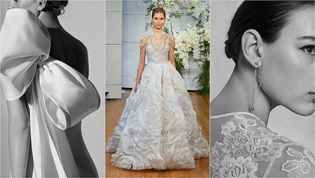 9149b20c5 موضة Header image how to stand out stylishly on your wedding day ar main  image