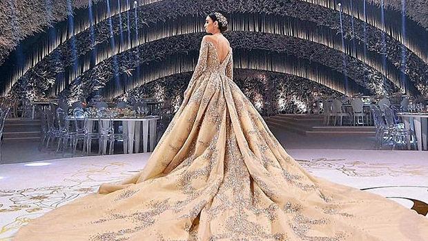 0ce07ed71 ١٤ مصمم أزياء لبناني يعدوا الأمهر في تصميم فساتين الزفاف الخلابة