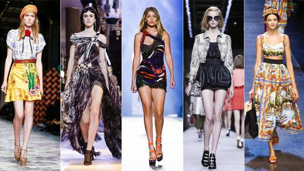 c0d287877 نبذة عن أهم صيحات أسبوع الموضة في ميلانو لموسم ربيع 2016