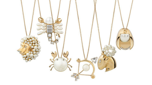 d52bf995d2c2a موضة Header image tell me dior zodiac pendant horoscope main image