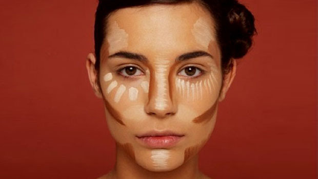 dd068b0312bc8 جمال وصحة Header image tips and tricks for contouring your face with makeup  fustany main image