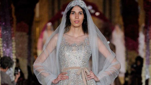 a91481fcb موضة Header image bridal week spring summer 2020 best wedding dress fustany  ar
