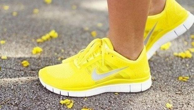 998cef4bd الحذاء الرياضي الملون... موضة ٢٠١٤