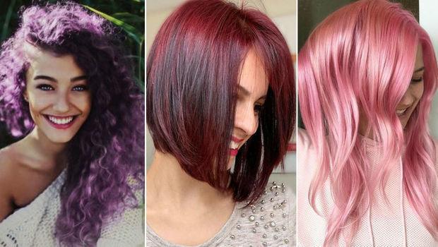 ما هي موضة ألوان صبغات شعر 2019؟