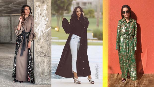 77512fa38730e موضة Header image header image article main arab fashion girls ramadan 2017  abayas kaftan dresses