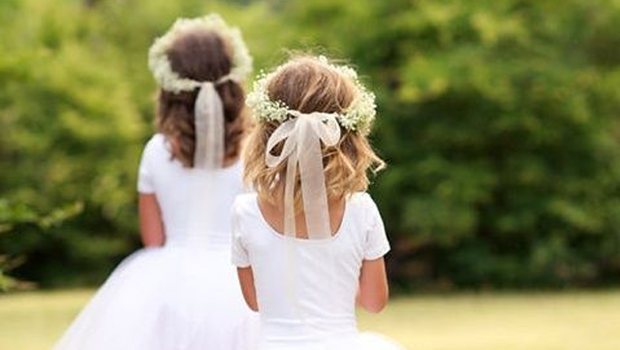 762c68197 موضة Header image header image fustany fashion weddings flower girls  dresses ar fustany main image