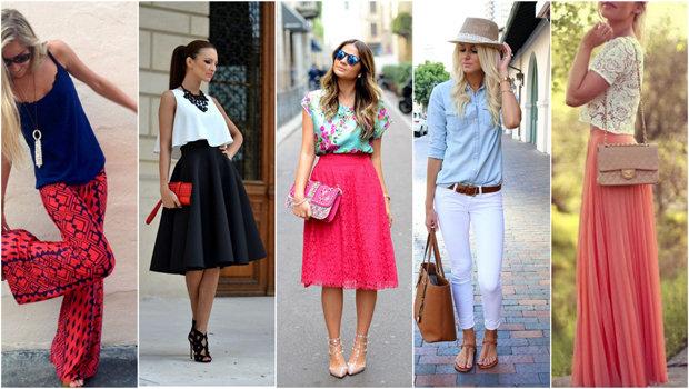 0fe5a74c165e9 كيف تختارين الملابس الصيفية؟