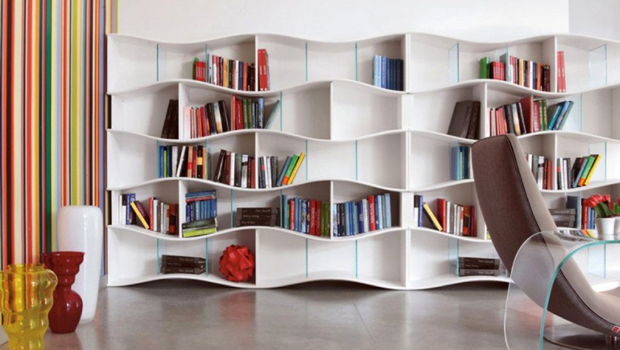 بالصور مكتبات مودرن رائعة يمكنك تنفيذها مع ديكورات منزلك