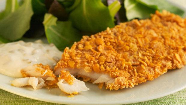 Baked Fried Fish Recipes