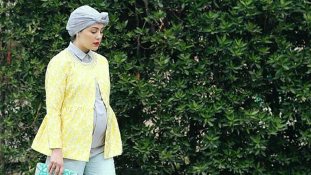 c9b17421951bd موضة Header image pregnant hijab style fustany main image ar