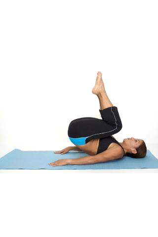 خمسة تمارين لشد عضلات البطن السفلية