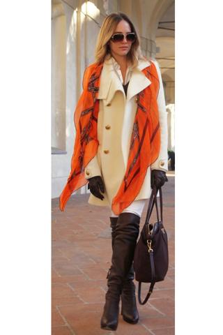 كيف ترتدين القفازات بأناقة في الشتاء؟