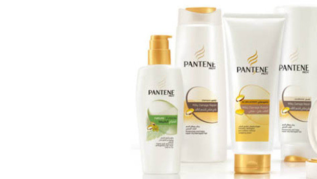 the new and improved hair treatment in a bottle