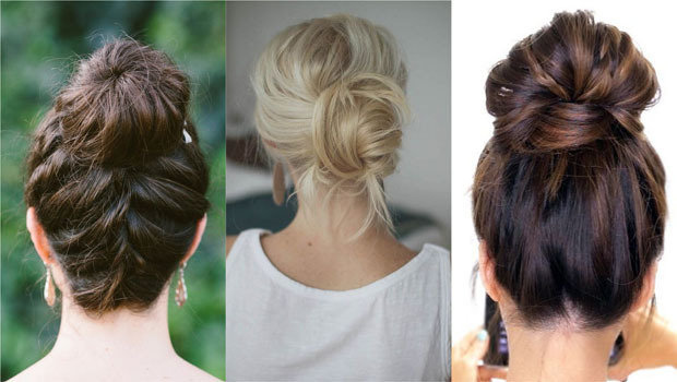 different style of hair buns six different ways to upgrade your hair bun for a stylish look 8242