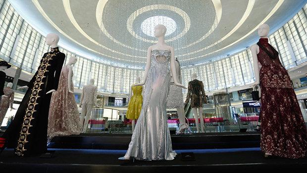 The Highlights of Vogue Fashion Dubai Experience 2014