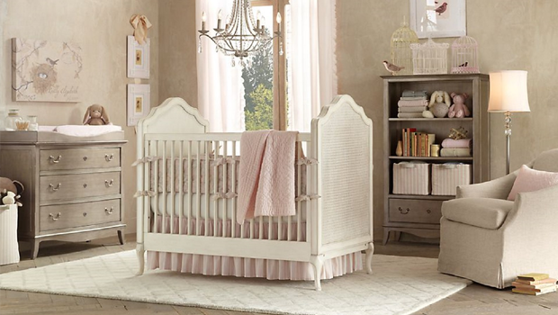 23 Baby Girl Nursery Ideas That Are So Dreamy