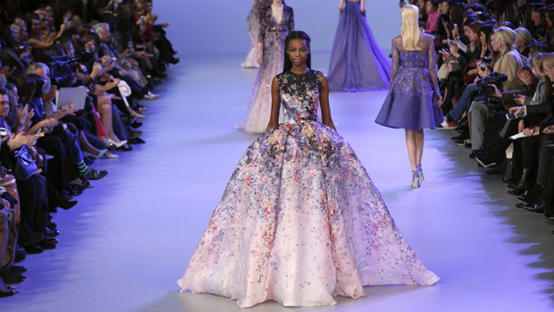 Arab fashion designers at paris haute couture fashion week for Haute couture houses