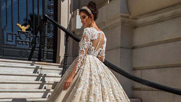 You Must See These Cut-out Back Wedding Dresses, Because They Are