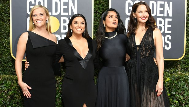 748604632f9 Golden Globes 2018  The Celebrity Red Carpet Looks
