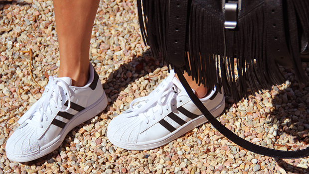 Fashion Header image article main how to style adidas originals superstar  sneakers with your favorite outfits